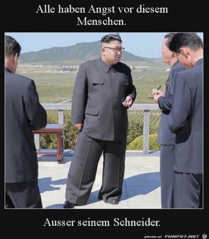 Furchtloser Schneider