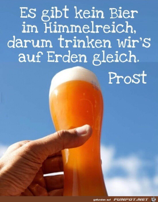 Kein Bier im Himmel