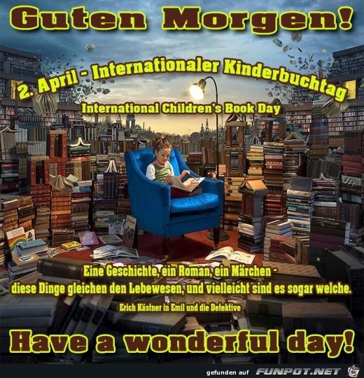 Internationaler Kinderbuchtag