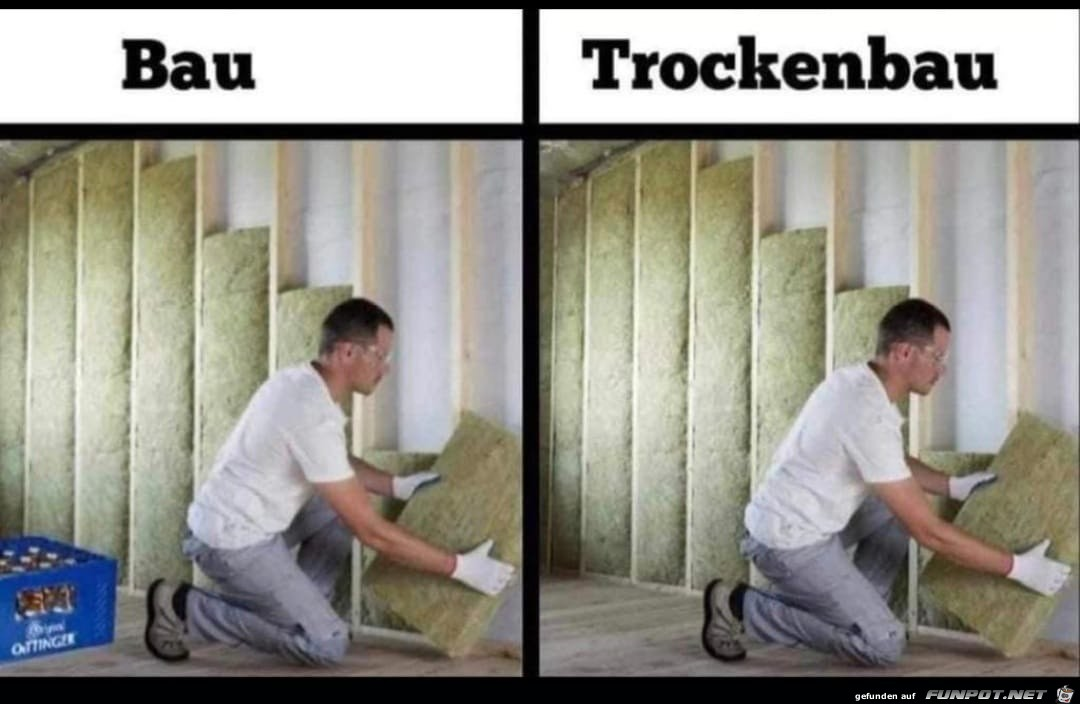 Bau und Trockenbau