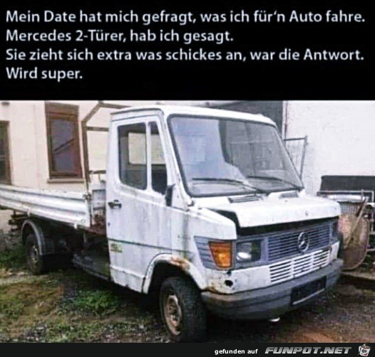 Mercedes 2-Türer