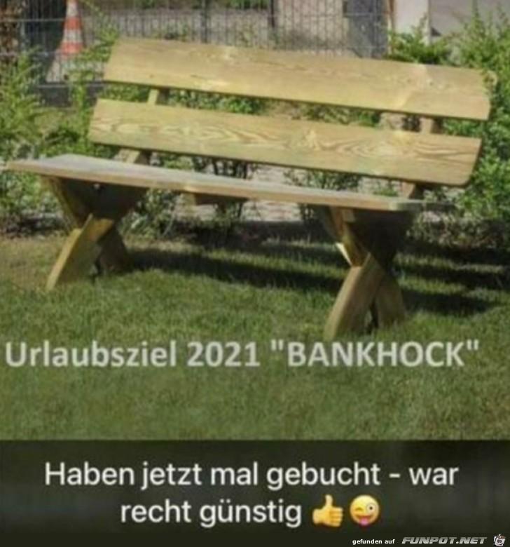 Neues Urlaubsziel 2021
