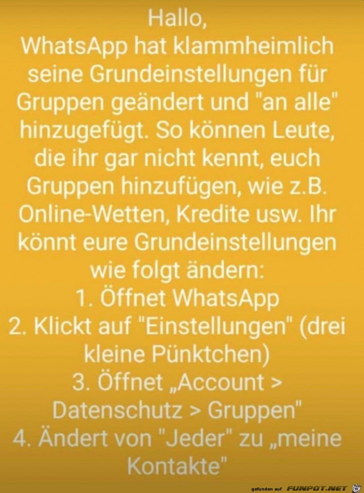 Whatsapp-Info