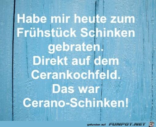 Cerano-Schinken