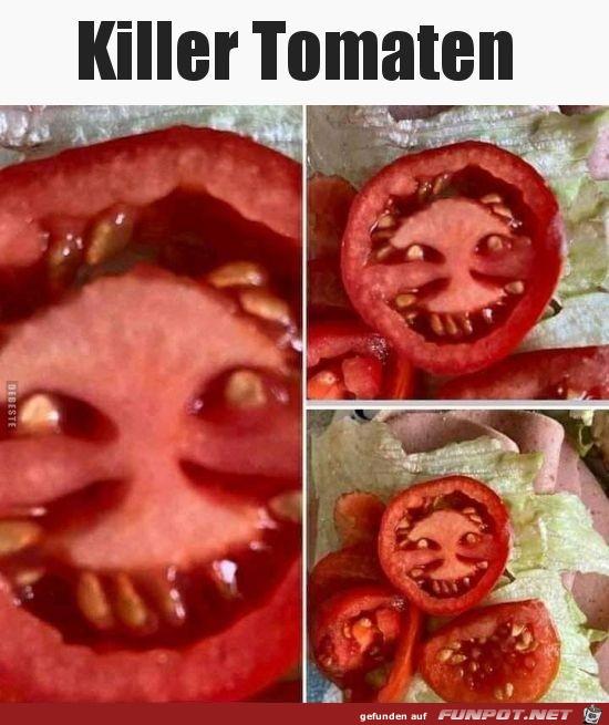 Killer Tomaten