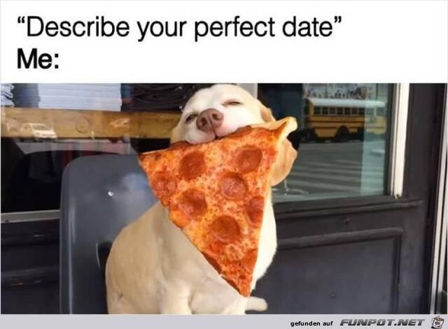 Ein perfektes Date