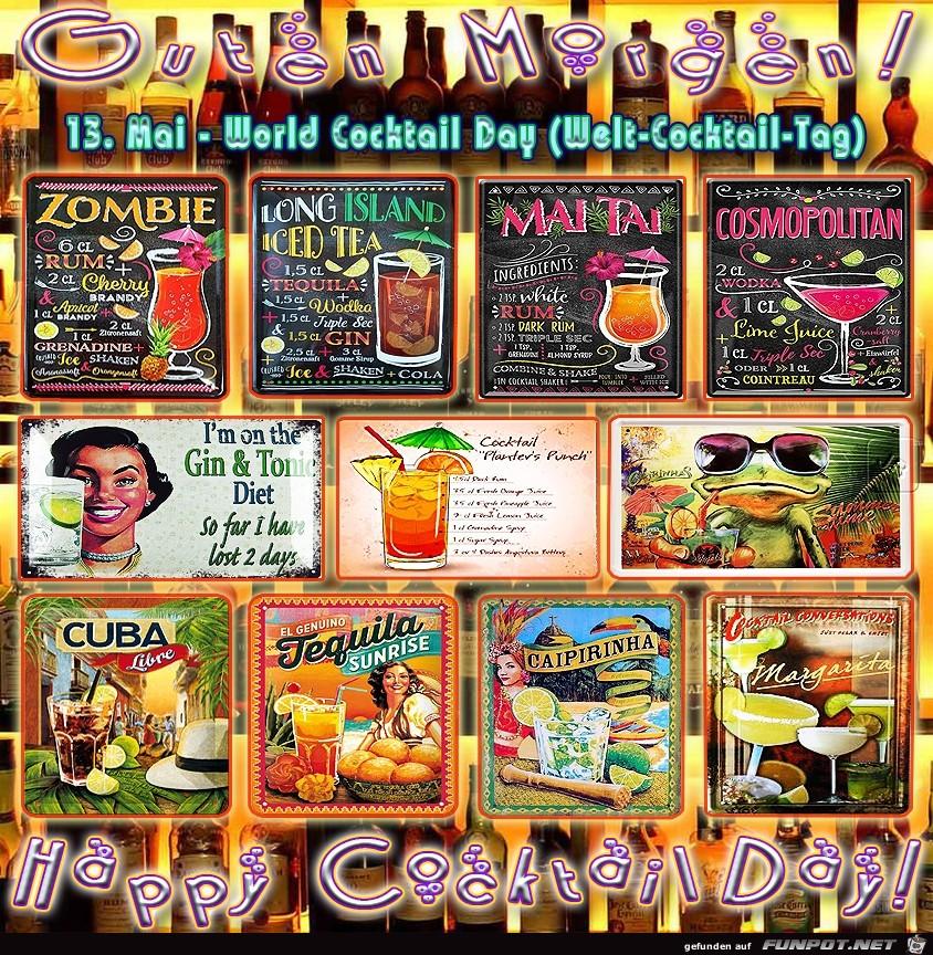 Welt Cocktail Tag