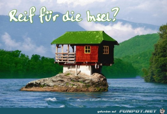 Insel-Urlaub