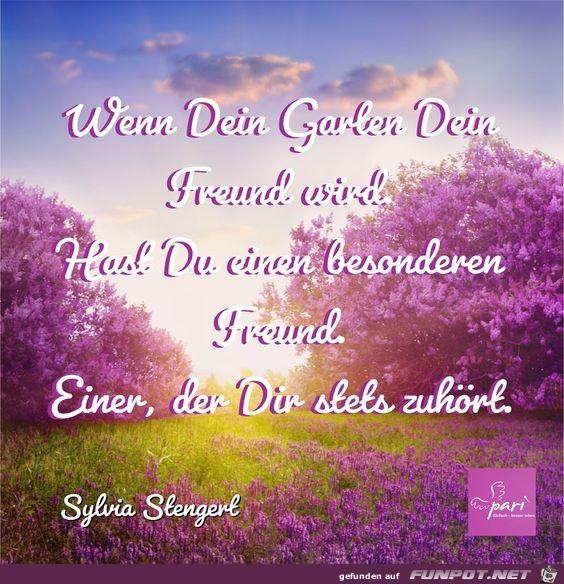 Wenn dein Garten