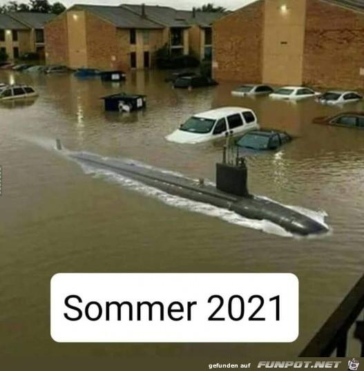 Der Sommer 2021