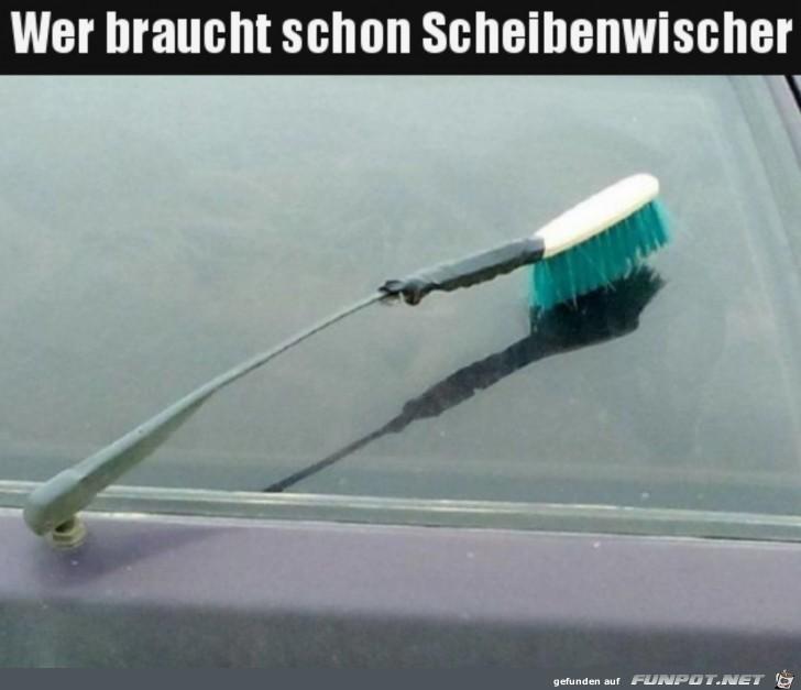 Scheibenwischer-Ersatz