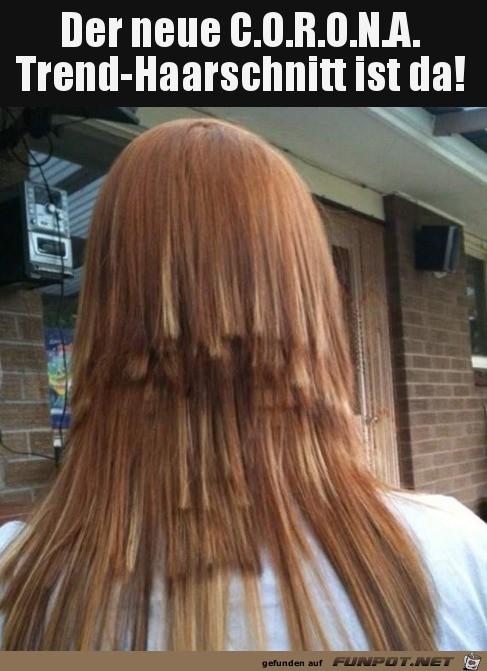 Toller Haarschnitt