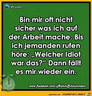 Bin-mir-oft-nicht-sicher.jpg auf www.funpot.net