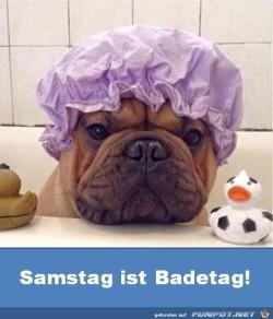 Samstag-ist-Badetag.png auf www.funpot.net