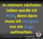 Im-nächsten-Leben-werde-ich-Pirat.jpg auf www.funpot.net