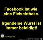 Facebook-ist-wie-eine-Fleischtheke.jpg auf www.funpot.net