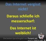 Das-Internet-ist-weiblich.jpg auf www.funpot.net