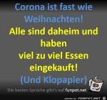 Corona-ist-fast-wie-Weihnachten.jpg auf www.funpot.net