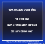 Wenn-James-Bond-Spanier-wäre.png auf www.funpot.net