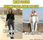 High-Waisted-Jeans.png auf www.funpot.net