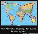 Katzen-regieren-die-Welt.....jpg auf www.funpot.net