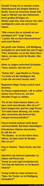 Donald-Trump-bei-Angela-Merkel......jpg auf www.funpot.net