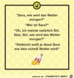 Sara-oder-doch-Siri-.jpg auf www.funpot.net