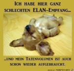 Schlechter-Elan-Empfang.jpg auf www.funpot.net