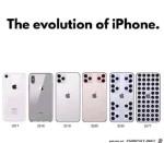 Die-Entwicklung-des-iPhones.jpg auf www.funpot.net