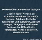 Zocken-war-früher-einfacher.jpg auf www.funpot.net
