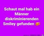 Ein-Männer-diskriminierender-Smiley.jpg auf www.funpot.net