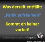 Panik-aufräumen-entfällt.jpg auf www.funpot.net