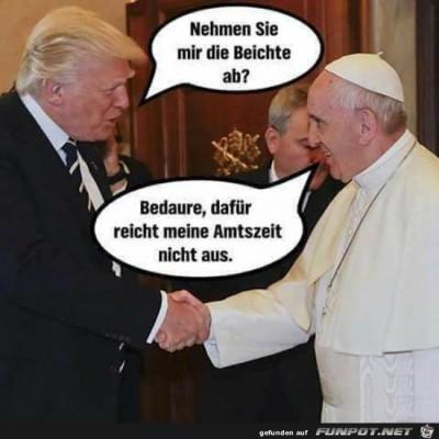 Trump-will-beichten......jpg von Edith
