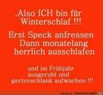 ich-bin-für-Winterschlaf.......jpg auf www.funpot.net