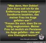 Was-denn,-Herr-Doktor!-Zehn-Euro-soll-ich-für-die....jpg auf www.funpot.net