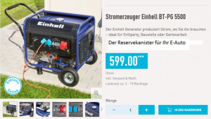 Screenshot 2019-11-30 Stromerzeuger Einhell BT-PG 5500