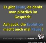 Evolution-macht-Pause.jpg auf www.funpot.net