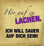 hoer-auf-zu-lachen.jpg auf www.funpot.net