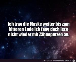 Ich-trage-die-Maske-weiter.jpg auf www.funpot.net