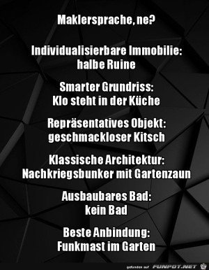 Die-Maklersprache-verstehen.jpg auf www.funpot.net