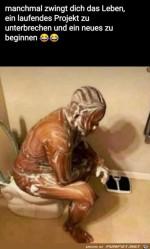 Beim-Duschen-unterbrochen.jpg auf www.funpot.net