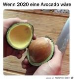 Wenn-2020-eine-Avocado-wäre.jpg auf www.funpot.net