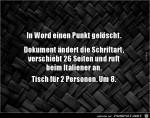 Word-macht-immer-wieder-Freude.jpg auf www.funpot.net