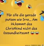 Nur-das-Christkind.jpg auf www.funpot.net