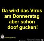 Virus-guckt-doof.jpg auf www.funpot.net