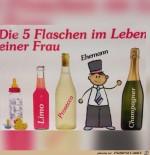 Die-5-Flaschen-im-Leben-einer-Frau.jpg auf www.funpot.net