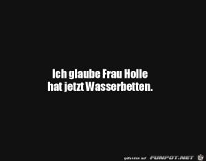 Frau-Holle-hat-Wasserbetten.jpg auf www.funpot.net