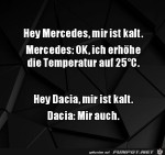 Hey-Mercedes-mir-ist-kalt.jpg auf www.funpot.net