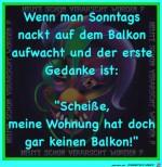 Wenn-man-Sonntags-auf-dem-Balkon-aufwacht.jpg auf www.funpot.net