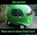 Ein-Furz-im-Smart.jpg auf www.funpot.net